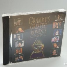 CDs de Música: CD - 1994 - VARIOS - GRAMMY´S GREATEST MOMENTS - VOLUME IV - 1 CD. Lote 246358950