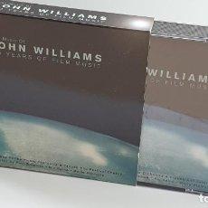 CDs de Música: CD - 2003 - JOHN WILLIAMS - BSO 40 YEARS OF FILM MUSIC - 4 CD´S. Lote 246359080