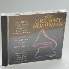 CDs de Música: CD - 1995 - VARIOS - GRAMMY NOMINEES - 1 CD. Lote 246359085
