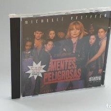 CDs de Música: CD - 1995 - VARIOS - BSO MENTES PELIGROSAS - 1 CD. Lote 246359275
