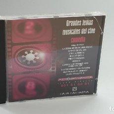CDs de Música: CD - 1999 - VARIOS - BSO GRANDES TEMAS MUSICALES DEL CINE - 1 CD. Lote 246359325