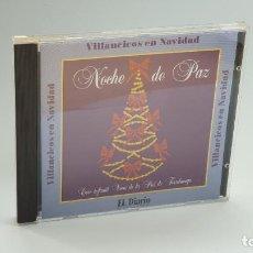 CDs de Música: CD - 1991 - CORO INFANTIL VOCES DE LA PAZ DE TORRELAVEGA - NOCHE DE PAZ VILLANCICOS EN NAVIDAD - 1 C. Lote 246359335