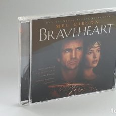 CDs de Música: CD - 1995 - LONDON SYMPHONY ORCHESTRA - BSO BRAVEHEART - 1 CD. Lote 246359360