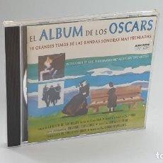CDs de Música: CD - 1994 - VARIOS - BSO EL ALBUM DE LOS OSCARS - 1 CD. Lote 246359420