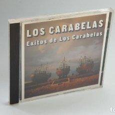 CDs de Música: CD - 1988 - LOS CARABELAS - ÉXITOS DE LOS CARABELAS - 1 CD. Lote 246359450