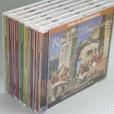 CD de Música: CD - 2005 - VARIOS - PAÍSES DE LATINOAMÉRICA, LA RIQUEZA MUSICAL DE UN CONTINENTE - 9 CD´S. Lote 246359480