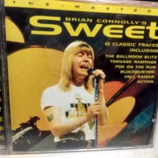 CDs de Música: CD BRIAN CONNOLLY ( THE SWEET ) : THE MASTERS. Lote 246360415