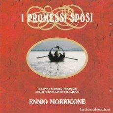CDs de Música: I PROMESSI SPOSI / ENNIO MORRICONE CD BSO. Lote 246360850