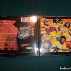CDs de Música: THIRD WORLD - THE BEST OF THIRD WORLD - CD 11 TEMAS - CBS / SONY 1995 (REGGAE). Lote 246377000