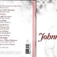 CDs de Música: JOHNNY MATHIS - SENDING YOU A LITTLE CHRISTMAS. Lote 246429365