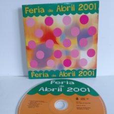 CDs de Música: CD.FERIA DE ABRIL 2001.EMI ODEON-2001.. Lote 246443225