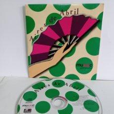 CDs de Música: CD.AIRES DE ABRIL.EDIT.POR HORUS-2002.. Lote 246443980