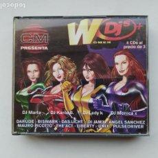 CDs de Música: WOMEN DJ'S. 3 DE 4 CD'S. MARTA. LADY K. KAROL B. TDKCD36. Lote 246445160