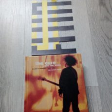 CDs de Música: THE CURE BOX SET 4 CDS+LIBRO JOIN THE DOTS. Lote 246448990