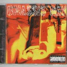 CDs de Música: ONASSIS' DAY - PSYCHO BOX. Lote 246453950