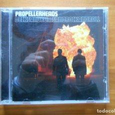 CDs de Música: CD PROPELLERHEADS - DECKSANDRUMSANDROCKANDROLL (G4). Lote 246465660