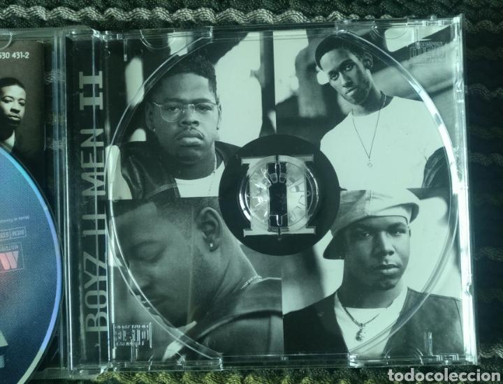 CDs de Música: CD BOYZ II MEN, PHILADELFIA,PA 1994 - Foto 5 - 246474950