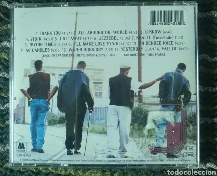 CDs de Música: CD BOYZ II MEN, PHILADELFIA,PA 1994 - Foto 6 - 246474950