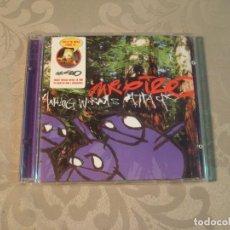 CDs de Música: DOBLE CD MR OIZO ANALOG WORMS ATTACK. Lote 246494195