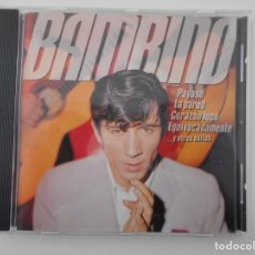 CDs de Música: BAMBINO. LA PARED. COMPACTO CON 14 TEMAS.. Lote 246502905