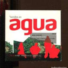 CDs de Música: SONIDOS EN AGUA VOL. 02. BEBEL GILBERTO, LEMON JELLY, FUNKI PORCINI. JOSE PADILLA. CD. COMO NUEVO. Lote 246504090
