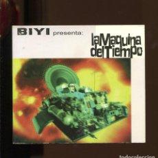 CDs de Música: BIYI. LA MÁQUINA DEL TIEMPO. CD 1998. BUENO. Lote 246506115