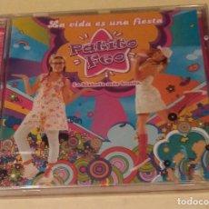 CDs de Música: PATITO FEO LA HISTORIA MAS BONITA - CD BANDA SONORA ORIGINAL ARTISTAS VARIOS BSO - PRECINTADO. Lote 246519745