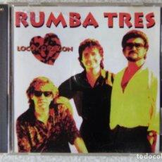 CDs de Música: RUMBA TRES.LOCO CORAZON...RARISIMO EDICION USA. Lote 246540590