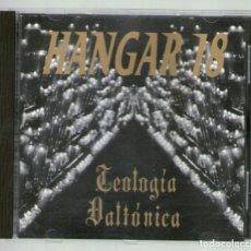 CDs de Música: HANGAR 18 - TEOLOGÍA DALTÓNICA. Lote 246550100