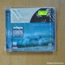 CD di Musica: RAVEL / MARTHA ARGERICH - DAPHNIS ET CHLOE - CD. Lote 246557590