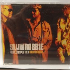 CDs de Música: SINGLE/ SLY AND ROBBIE/ FEAT.SIMPLY RED NIGTNURSE/ (REF.CD.SINGLE.2). Lote 246560400