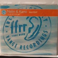CDs de Música: SINGLE/ NALIN & KANE/ BEACHBALL / (REF.CD.SINGLE.2). Lote 246562230