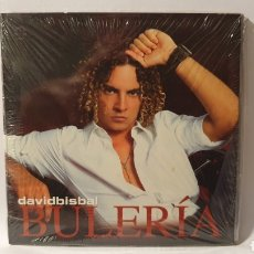 CDs de Música: SINGLE/ DAVID BISBAL / BULERÍA / (REF.CD.SINGLE.2). Lote 246562415