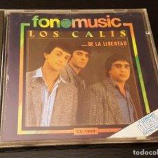 CDs de Música: LOS CALIS CD DE LA LIBERTAD 10 TEMAS. Lote 246565395