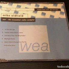 CDs de Música: MIKE OLDFIELD CD SINGLE XXV THE ESSENTIAL RADIO SAMPLER 5 CORTES. Lote 246566080