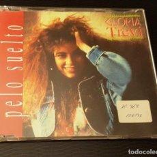 CDs de Música: GLORIA TREVI CD SINGLE PELO SUELTO. Lote 246566970