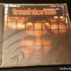 CDs de Música: TRASHTONES CD PRECINTADO BEWARE OF 6 TEMAS. Lote 246567215