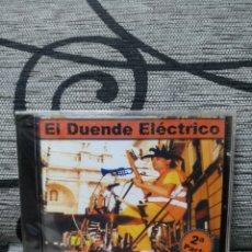 CDs de Música: EL DUENDE ELECTRICO - ME ESTOY FORRANDO CON LA MÚSICA. Lote 246571610