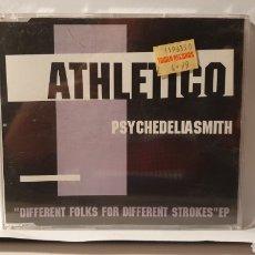 CDs de Música: SINGLE/ ATHETICO/ PSYCHEDELIASMITH / (REF.CD.SINGLE.2). Lote 246574145