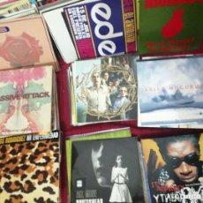 CDs de Música: 200 CD SINGLE PROMO - MOLOTOV, RODRÍGUEZ, ASTRUD, PORTISHEAD , PERET, SECRETOS, ETC.... Lote 246599005