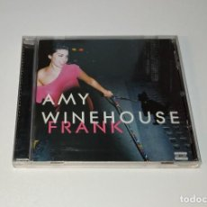 CDs de Música: 0321- AMY WINEHOUSE FRANK - CD - DISCO ESTADO NUEVO. Lote 246629760