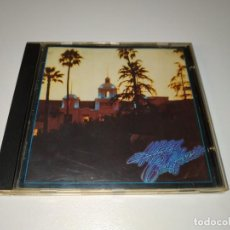 CDs de Música: 0321- EAGLES HOTEL CALIFORNIA - CD - DISCO ESTADO NORMAL. Lote 246644530