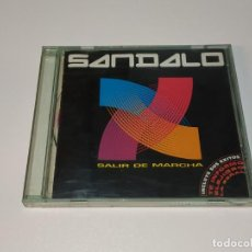 CDs de Música: 0321- SANDALO SALIR DE MARCHA - CD - DISCO ESTADO NORMAL. Lote 246647680