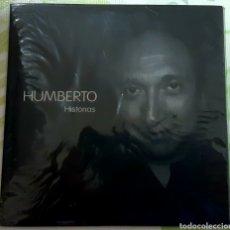 CDs de Música: MUSICA GOYO - CD ALBUM - HUMBERTO LARA CERONI - HISTORIAS - PRECINTADO - RARO - AA97. Lote 246755270