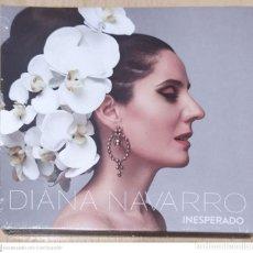 CDs de Música: DIANA NAVARRO (INESPERADO) CD 2019 DIGIPACK * PRECINTADO. Lote 246776700