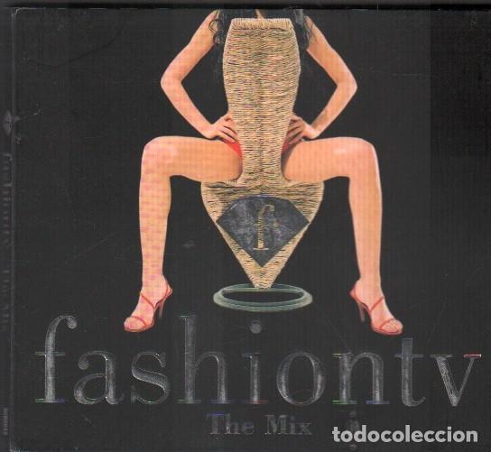 FASHIONTV - THE MIX / DIGIPACK CD ALBUM DEL 2002 / MUY BUEN ESTADO RF-9252 (Música - CD's Otros Estilos)