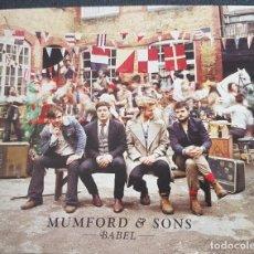 CDs de Música: BABEL CD DIGIPACK DE MUMFORD & SONS EDICIÓN ESPECIAL CON 3 TEMAS EXTRA 2012. Lote 246779390