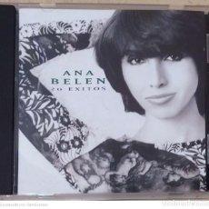 CDs de Música: ANA BELEN (20 EXITOS) CD 1996 JOAQUIN SABINA, MIGUEL BOSE, JOSE MARIA CANO, LEON GIECO.... Lote 246790310
