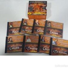 CD di Musica: CD GRANDES MOMENTOS DE LA OPERA. KRAUS PAVAROTTI CALLAS CABALLE PLACIDO CARRERAS. Lote 246956150