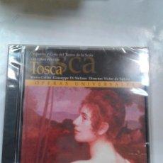 CD de Música: TOSCA. OPERAS UNIVERSALES. PRECINTADO. Lote 246969150